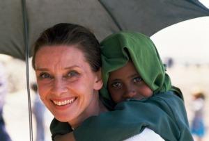 Audrey Hepburn, UNICEF ambassador in Ethiopia